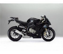 Carena in ABS per BMW S 1000 RR nera
