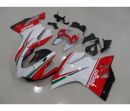Carena in ABS Ducati 1199 Panigale tricolor originale