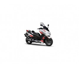 Carenature in ABS Yamaha TMAX 500 08 11 Abarth