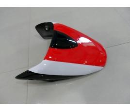 Carena in ABS Ducati Monster 696 796 1100 1100S rosso nero e bianco