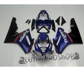 Carena in ABS Triumph Daytona 675 Racing blue