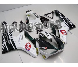 Carena in ABS Triumph Daytona 675 ParkinGO