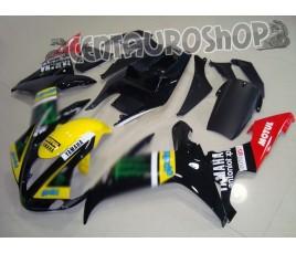 Carena in ABS Yamaha YZF 1000 R1 02-03 Tech 3 Motogp