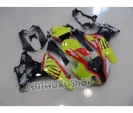Carena in ABS per BMW S 1000 RR neon yellow special