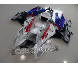 Carena in ABS per BMW S 1000 RR tricolor racing
