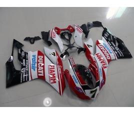 Carena in ABS Ducati 1199 SBK 2014 Davies Giugliano