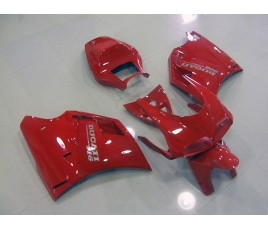 Carena in ABS Ducati 748 916 996 998 solid red