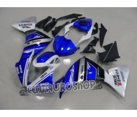 Carena ABS Yamaha YZF 1000 R1 12 13 Rossi replica Motogp 2013