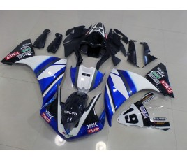 Carena ABS Yamaha YZF 1000 R1 12 13 Superbike 2009 replica Ben Spies
