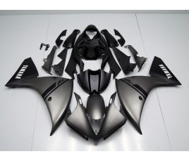Carena ABS Yamaha YZF 1000 R1 12 13 grigio