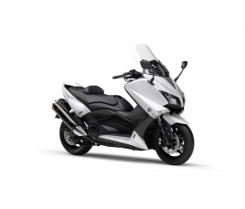 Carene in ABS Yamaha TMAX 530 2012 13 Competition White