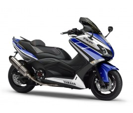Carenature ABS Yamaha TMAX 530 2012 13 Anniversary Blue
