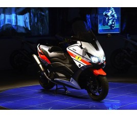 Carene in ABS Yamaha TMAX 530 2012 13 Agostini replica