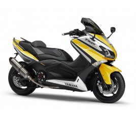 Carenature in ABS Yamaha T MAX 530 2012 13 Anniversary Yellow