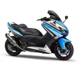 Carenature per Yamaha T MAX 530 2012 13 Anniversary Azzurro