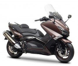 Carene in ABS Yamaha TMAX 530 2012 13 Bronze