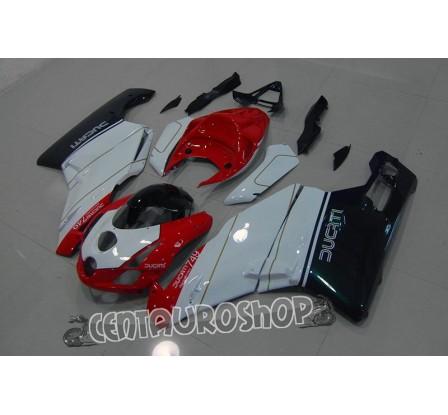 Carena in ABS Ducati 749 999 tricolore