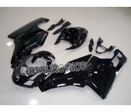 Carena in ABS Ducati 749 999 nero lucido