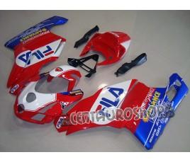 Carena in ABS Ducati 749 999 FILA SBK replica