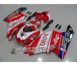 Carena in ABS Ducati 749 999 Xerox SBK replica