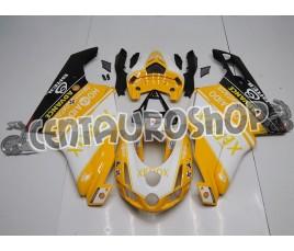 Carena in ABS Ducati 749 999 Xerox Yellow