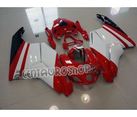 Carena in ABS Ducati 749 999 05 07 Red & White