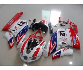 Carena in ABS Ducati 749 999 05 07 Xerox nero