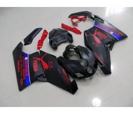 Carena in ABS Ducati 749 999 05 07 Puma replica in nero