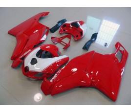 Carenatura in ABS Ducati 749 999 05 07 Rossa personalizzabile