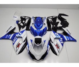 Carena in ABS Suzuki GSX-R 1000 09 10 Tyco Isola di Man