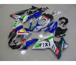 Carena in ABS Suzuki GSX-R 1000 09 13 Crescent SBK