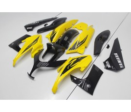 Carena in ABS Yamaha TMAX 500 08 11 Yellow & Black