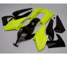 Carena in ABS Yamaha TMAX 500 08 11 Giallo fluo