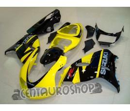 Carena in ABS Suzuki TL 1000 R 1998-2002 Classic giallo e nero