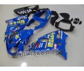 Carena in ABS Suzuki TL 1000 R 1998-2002 Rizla MotoGP