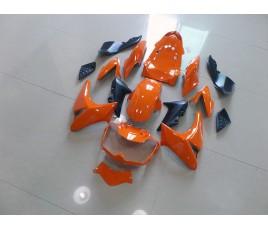 Carene per Kawasaki Z1000 2010 2013 Orange