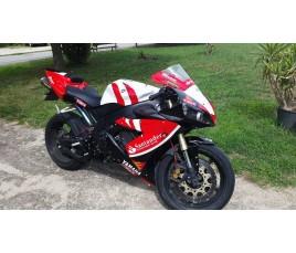 Carena in ABS Yamaha YZF1000 R1 04 05 06 Santander SBK