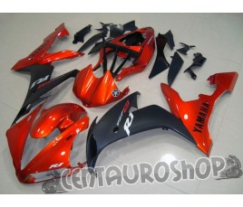 Carena in ABS Yamaha YZF 1000 R1 04-06 Golden Orange