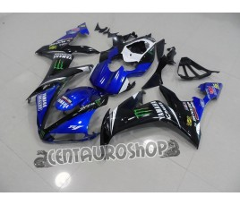 Carena in ABS Yamaha YZF 1000 R1 04-06 Graves Motorsports AMA