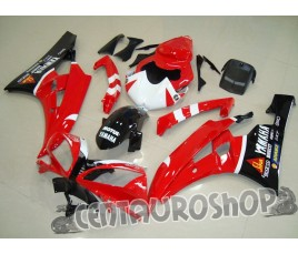 Carenatura in ABS Yamaha YZF 600 R6 06 07 Santander SBK