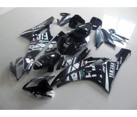 Carena ABS Yamaha YZF 600 R6 06-07 Rossi Fiat Nera