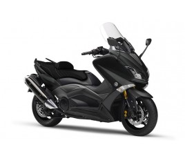 Carene in ABS Yamaha TMAX 530 2015 Matt Black