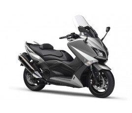 Carene in ABS Yamaha TMAX 530 2015 Dark Grey