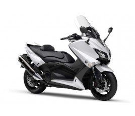 Carenature in ABS Yamaha TMAX 530 2015 Bianco