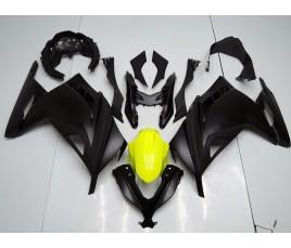 Carene ABS Kawasaki Ninja 300 2013 2014 Matt Black