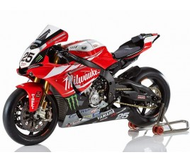 Carena ABS Yamaha YZF 1000 R1 2015 Milwaukee BSB replica