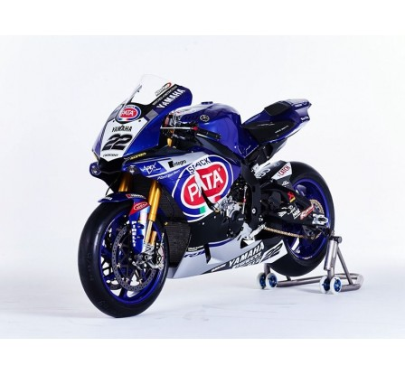 Carena Abs Yamaha Yzf 1000 R1 2015 2019 Pata Team World Superbike Replica