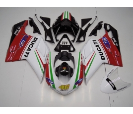 Carena in ABS Ducati 848 1098 1198 Rossi MotoGP