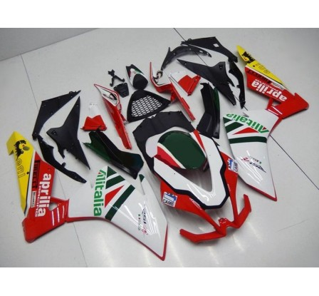 Carena in ABS per Aprilia RSV4 Biaggi replica