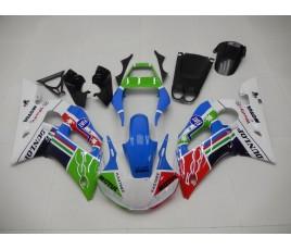 Carena ABS Yamaha YZF600 R6 99 02 Rossi Assen 2007 replica